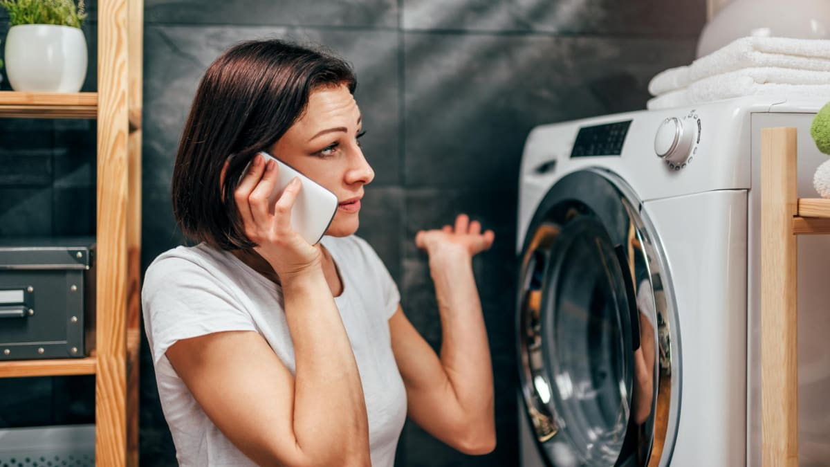 Here's what you need to do when your appliance breaks