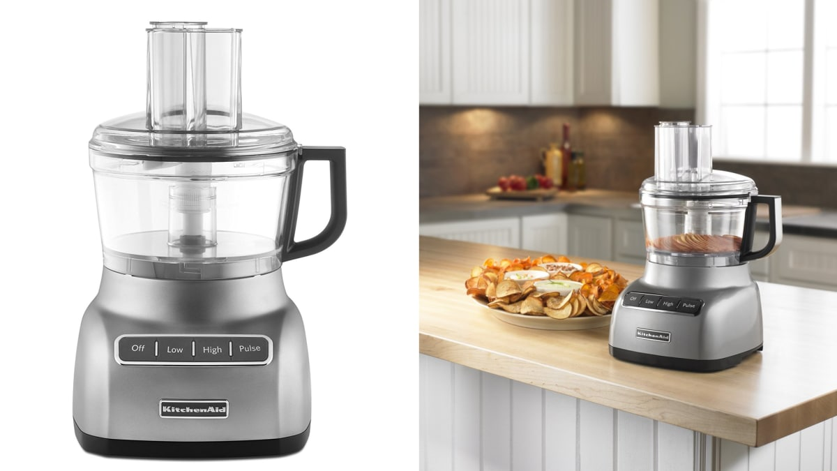 The KitchenAid 7 Cup Food Processor is on sale at Amazon - Reviewed ...