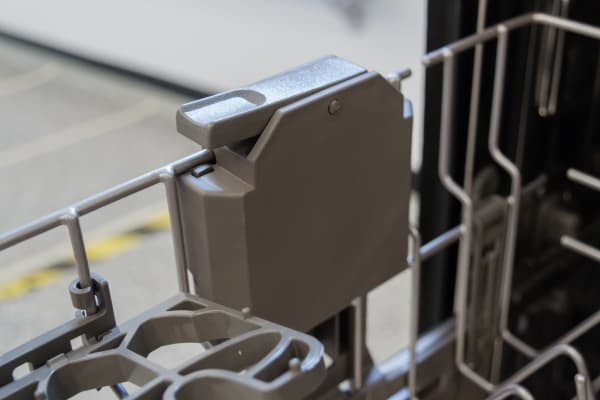 KitchenAid KDTM404ESS height adjustment handles