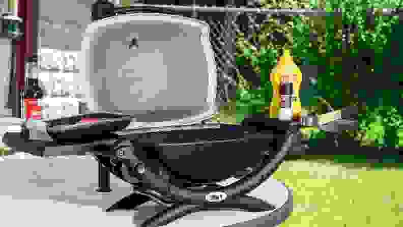 Weber Q 1200 grill
