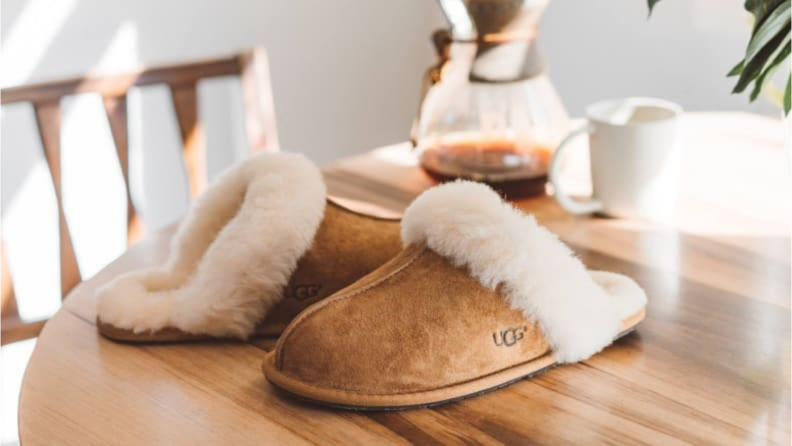 Mother's Day gifts on Amazon Canada: Ugg Slippers