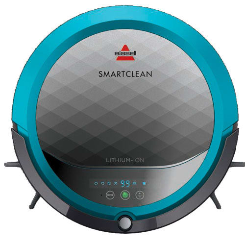 Our SmartClean got rather dingy after we unboxed it.