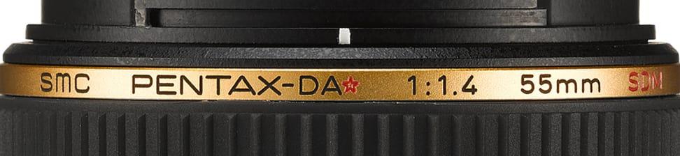 Pentax Lens Detail