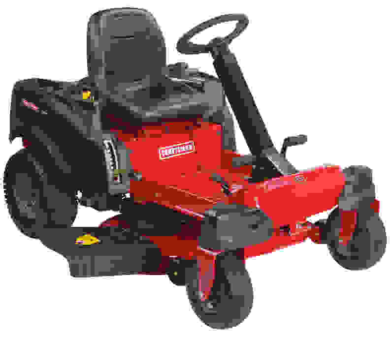 Craftsman Smart Tractor