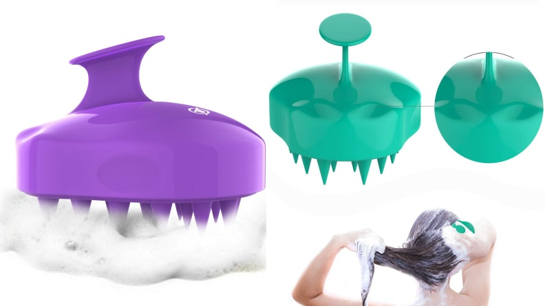 FReatech Shampoo Brush Massager