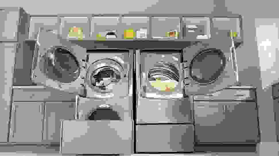 LG_WM9000HVA_washer_DLEX9000V_dryer