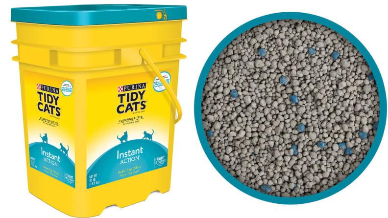 Tidy Cats Scoop Instant Action Immediate Odor Control Cat Litter