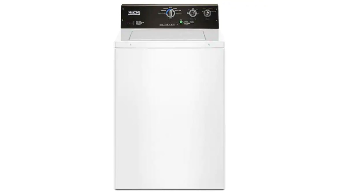 Maytag MVWP576KW Top-loading Washer Review