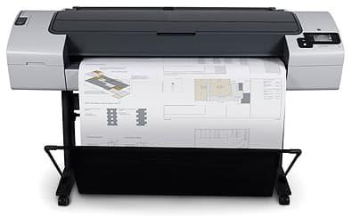 Product Image - HP  Designjet T790 44-in PostScript ePrinter