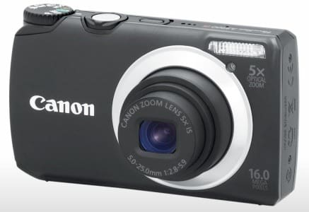 Product Image - Canon  PowerShot A3300 IS