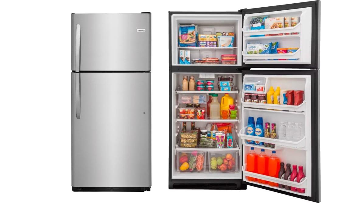 Frigidaire FFTR2021TS Top-freezer Refrigerator Review