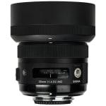 Sigma 30mm f:1.4 dc hsm a