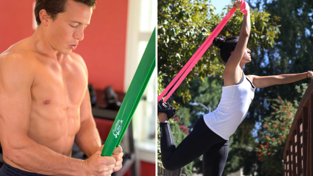 Best health and fitness gifts 2018 resistance bands