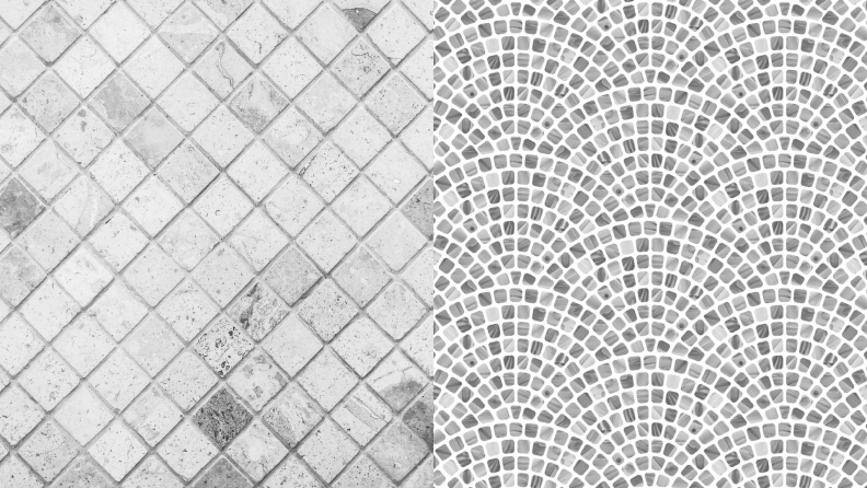 small tile