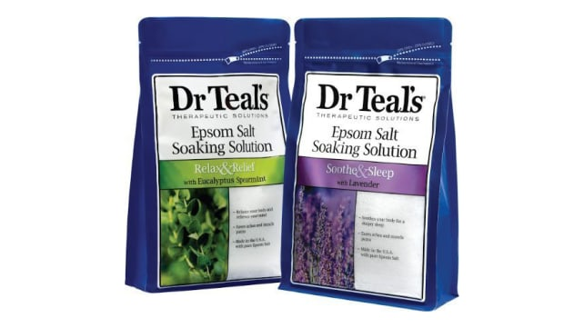 Dr Teal's Epsom Salt Bath Soaking Solution