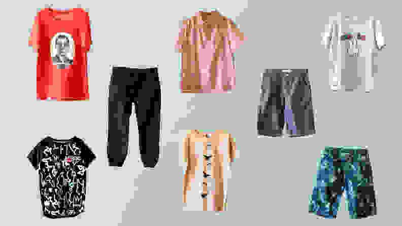 Noah wardrobe