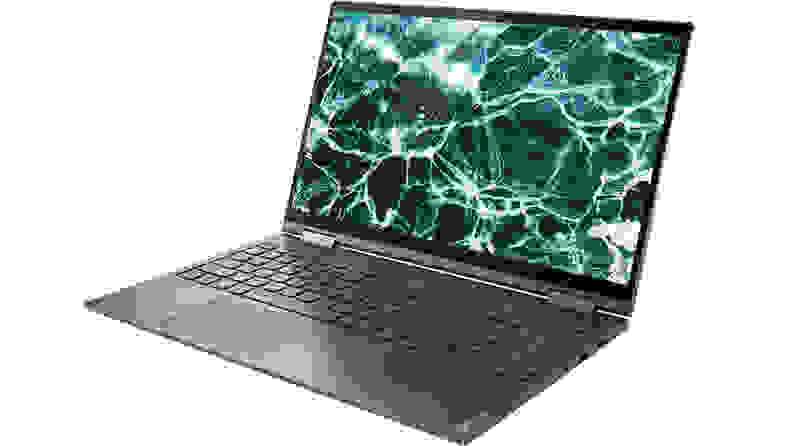 The Lenovo Yoga C740