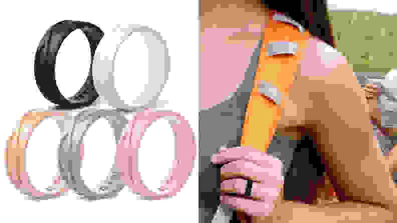 Rinfit Silicone Wedding Ring