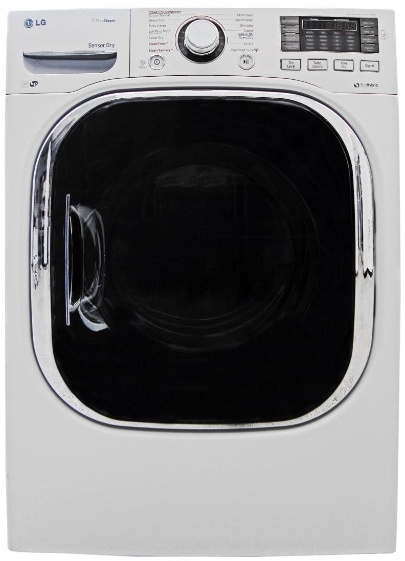 LG DLHX4072V Heat Pump Dryer