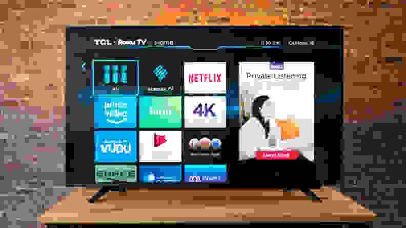 TCL 5 Series 2018 Roku Platform
