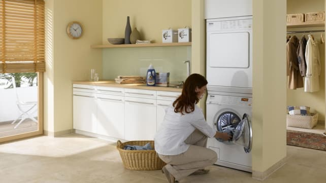 modern-laundry-room-with-Miele-machines