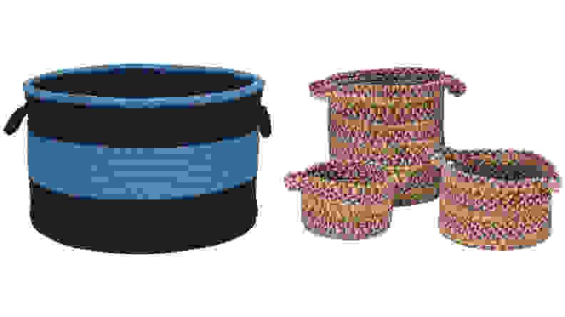 Colonial Mills Storage Baskets