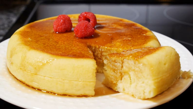 rice cooker pancake