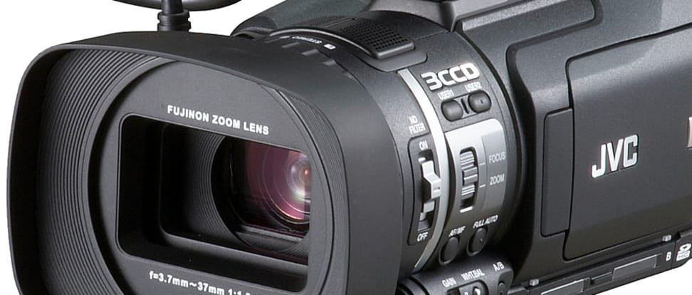 Product Image - JVC GY-HM100