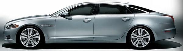 Product Image - 2013 Jaguar XJL Supercharged