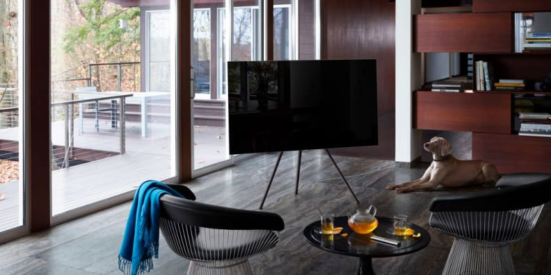 Samsung TV Stand Design Example
