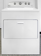 Whirlpool WED5000DW Front