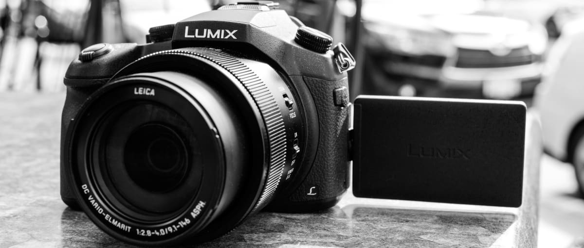 Panasonic Lumix FZ1000 Digital Camera Review