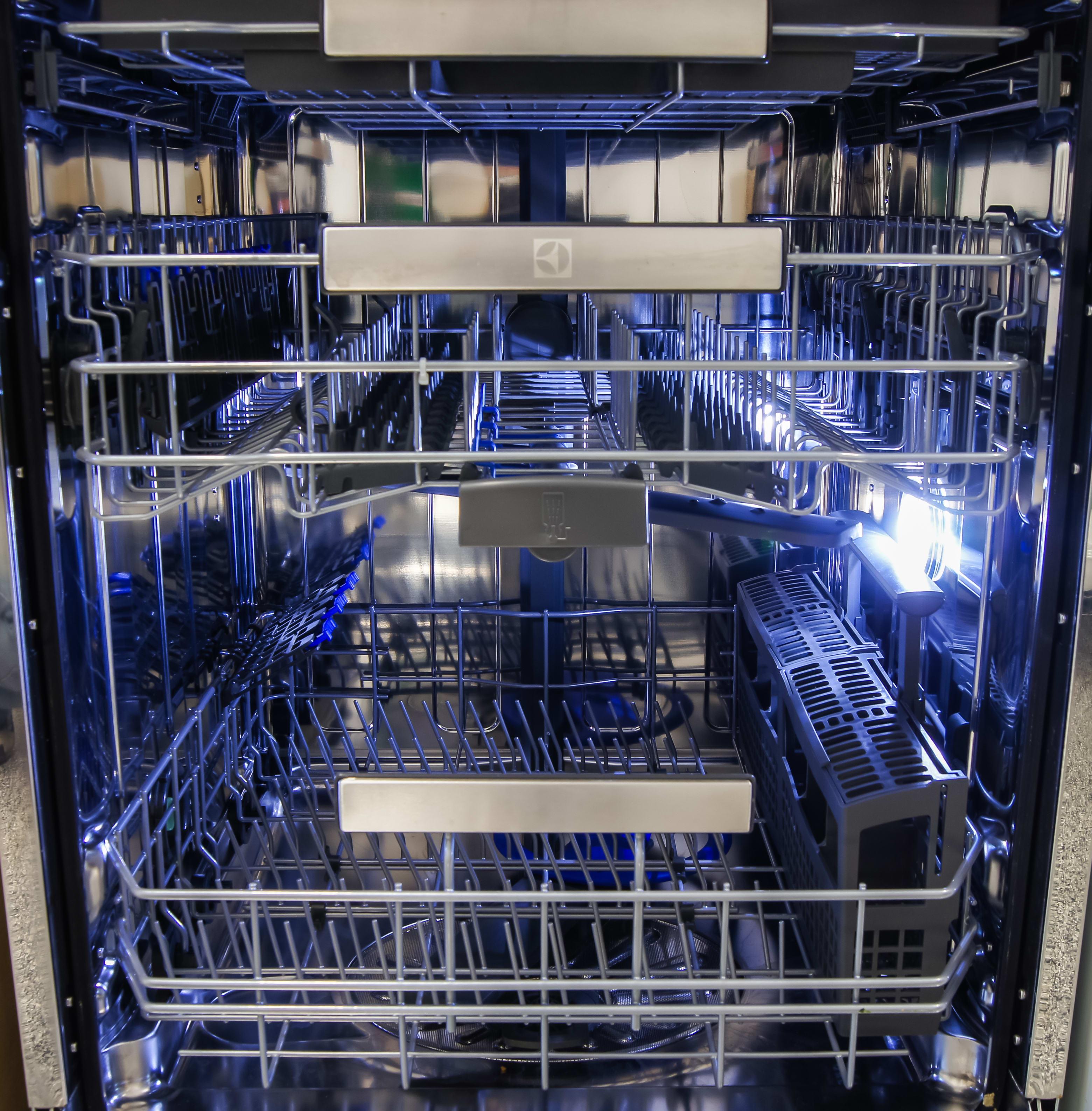 Electrolux EI24ID50QS Dishwasher Review - Reviewed Dishwashers