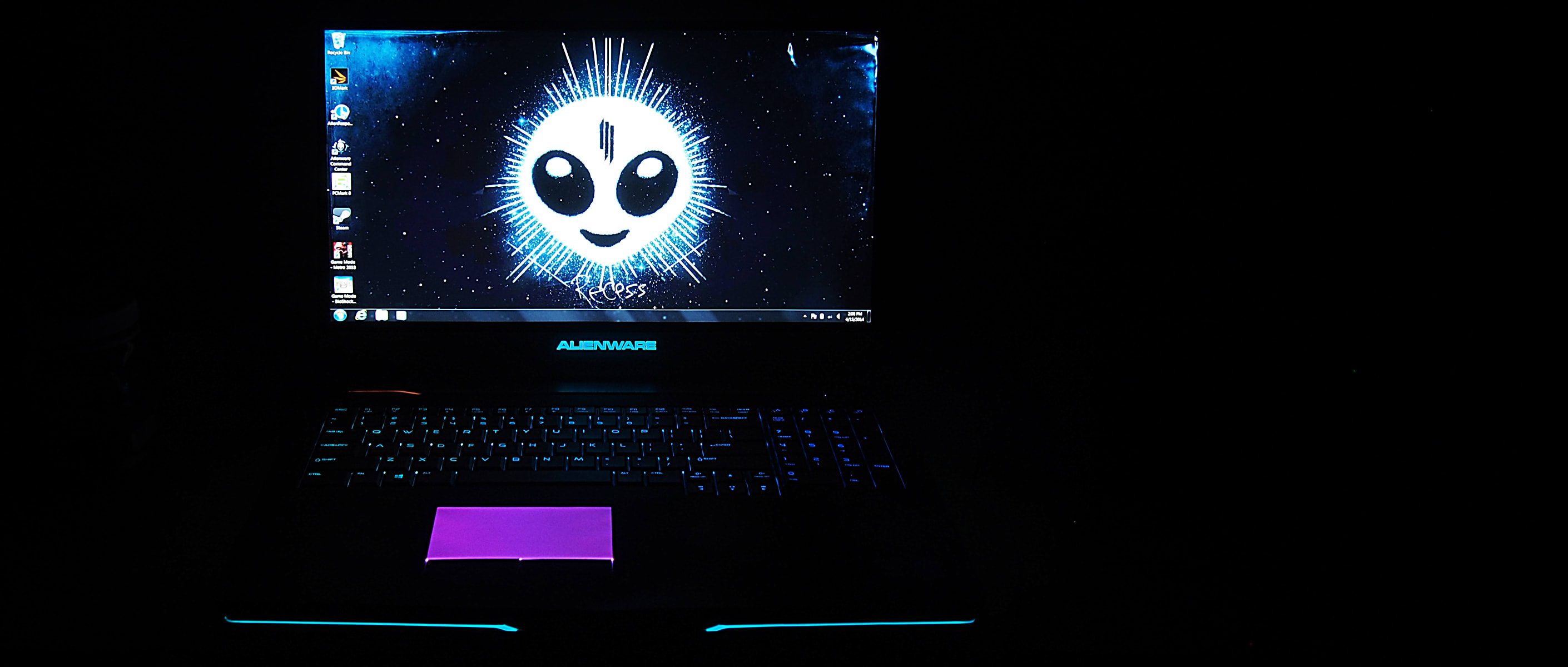 The Alienware 17 Gaming Laptop (Radeon R9 M290X Version)