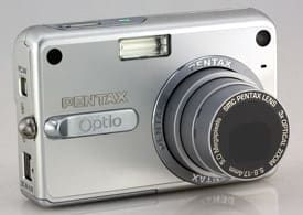Product Image - Pentax Optio S5Z