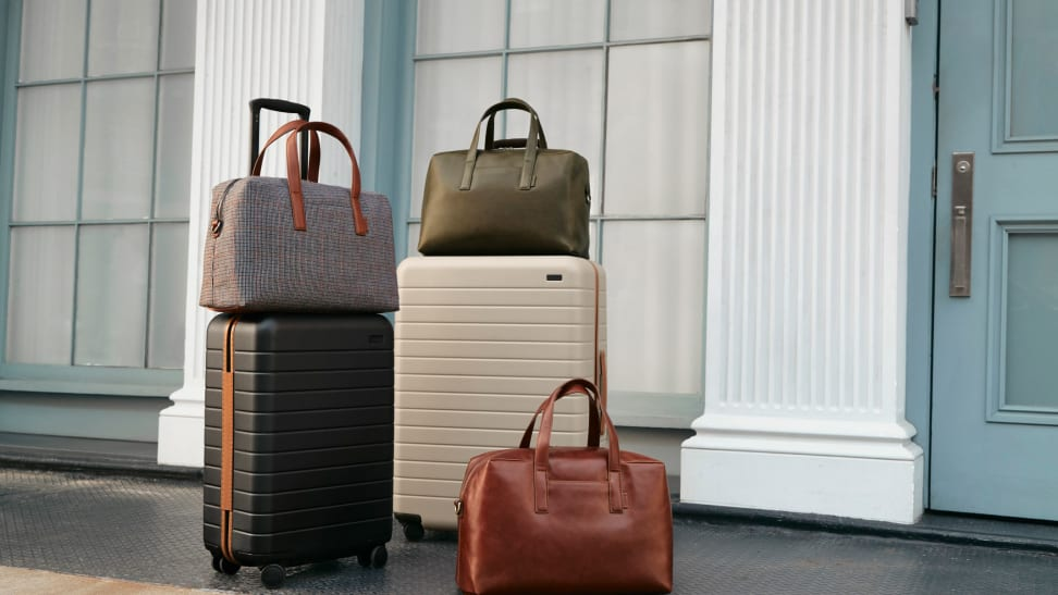 Away luggage debuts its new suitcases for a limited time only