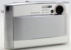 Product Image - Sony Cyber-shot DSC-T5