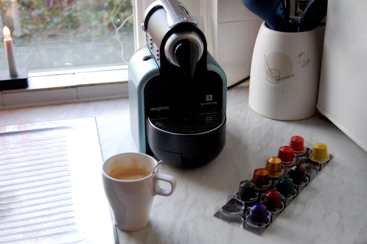 You Really Need To Clean Your Coffee Maker Drip Tray