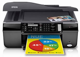 Product Image - Epson WorkForce 310