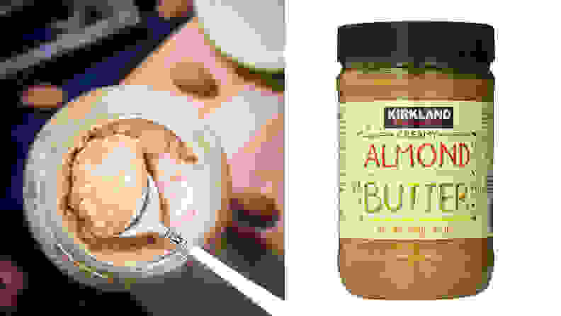 Kirkland Almond Butter