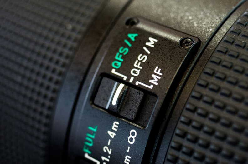The focus range limiter is a useful feature on both of these new zoom lenses.