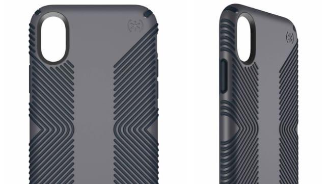 Speck iPhone X Case Presidio Grip