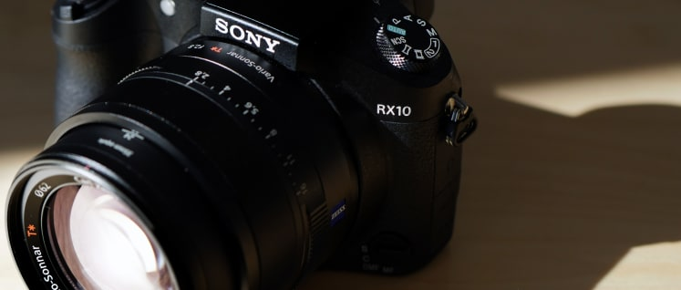 Sony Cyber-shot RX10 Digital Camera Review - Reviewed Cameras