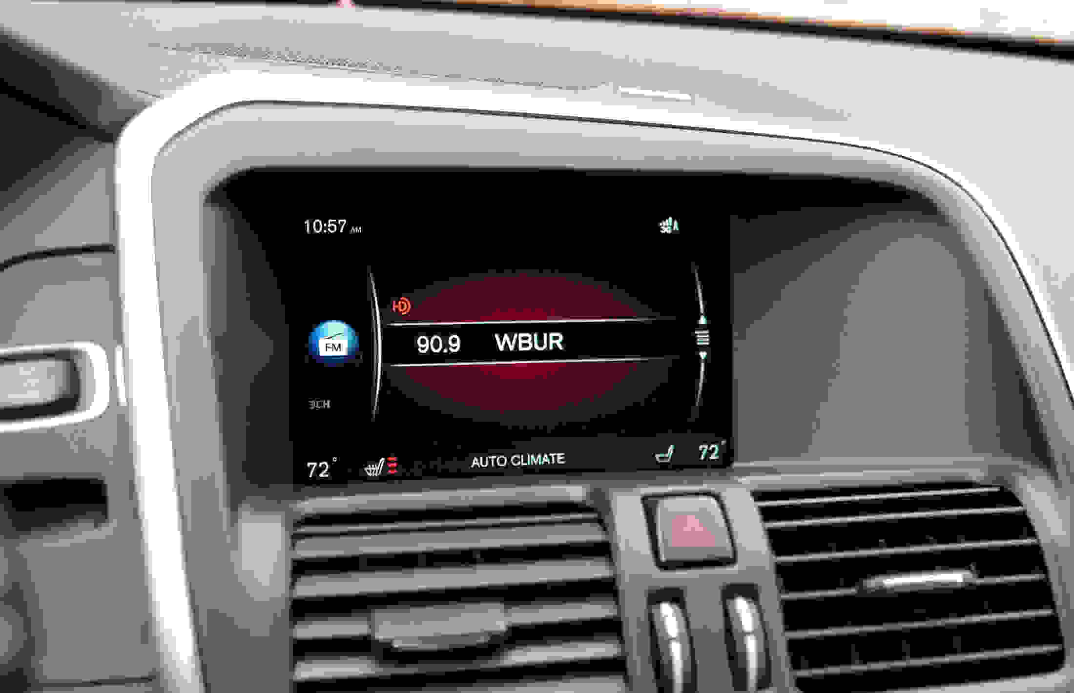 sensus connect radio volvo