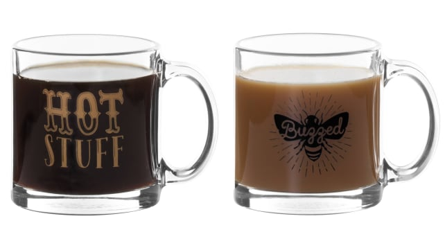 Threshold Drinkware Glass Mug