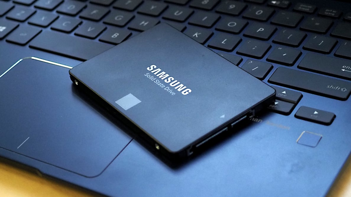 The best SSD under $100 is the Samsung 860 EVO
