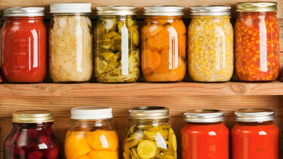 Here's everything you need to start canning at home