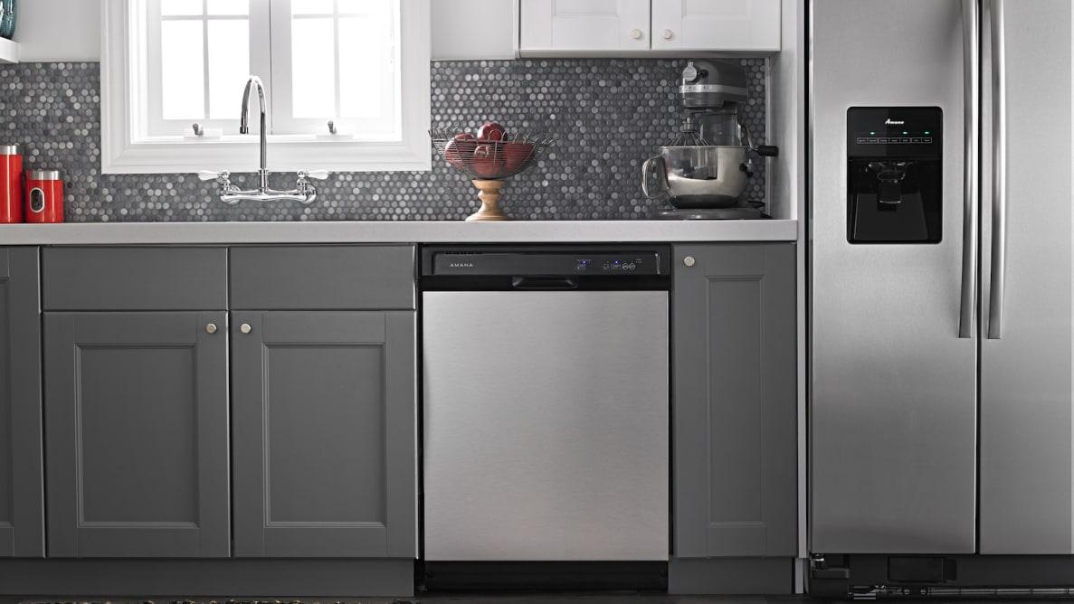 Amana ADB1400AGS dishwasher review