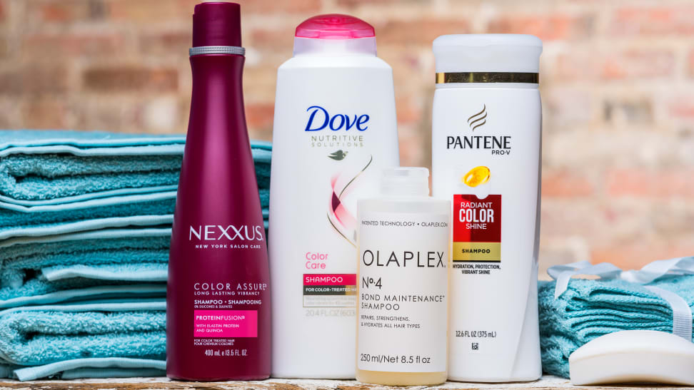Which shampoo is best for dyed hair?