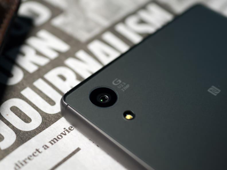 Sony Xperia Z5 Primary Camera